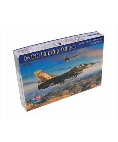 580273 Hobby Boss. 1/72 F-16B Fighting Falcon