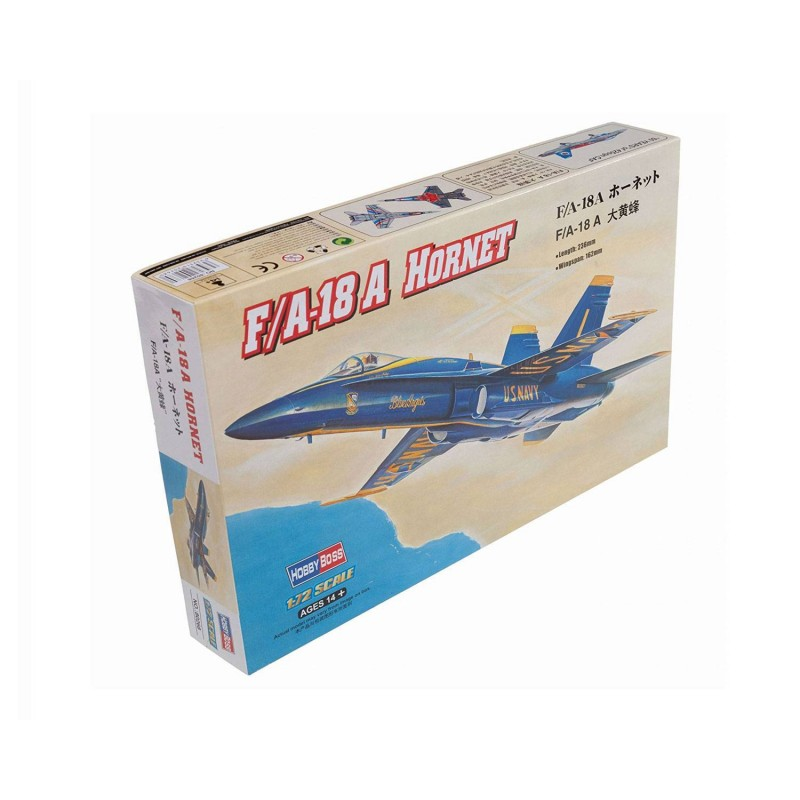 80268 Hobby Boss. 1/72 F/A-18A HORNET