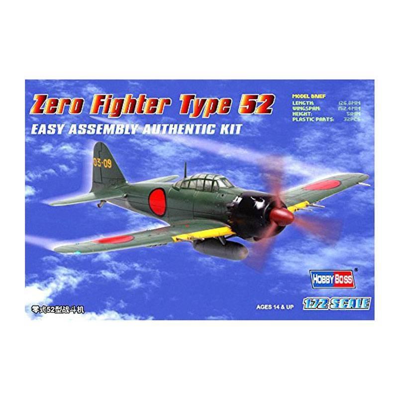 80241 Hobby Boss. 1/72 Zero Fighter Type 52