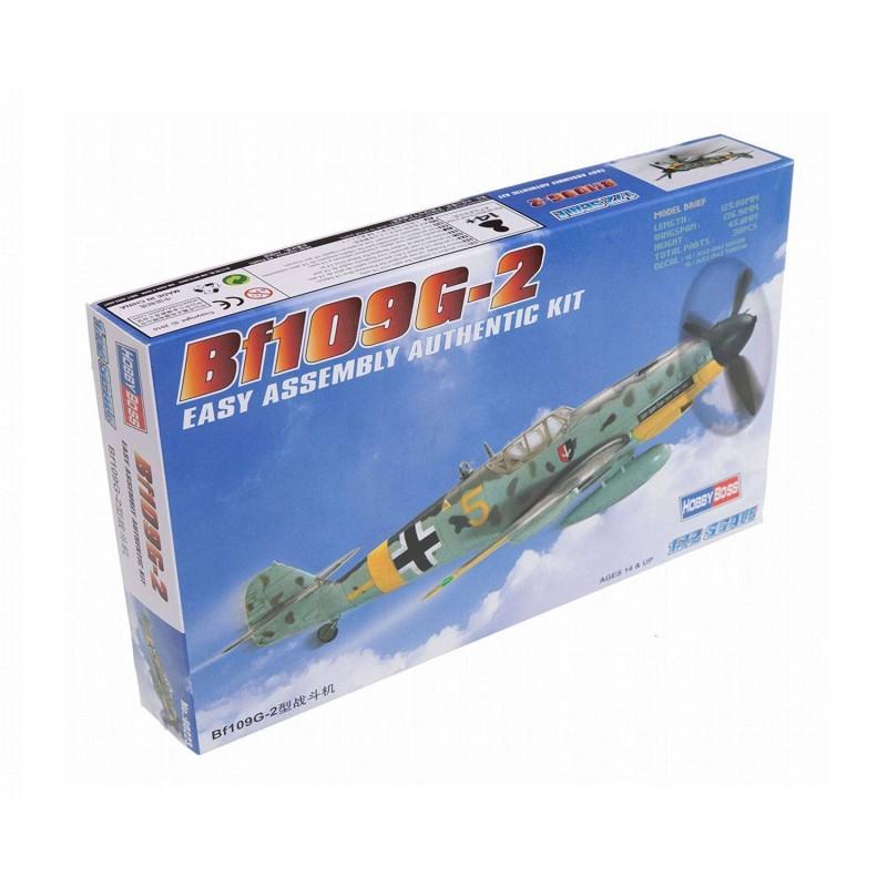 80223 Hobby Boss. 1/72 Bf109 G-2