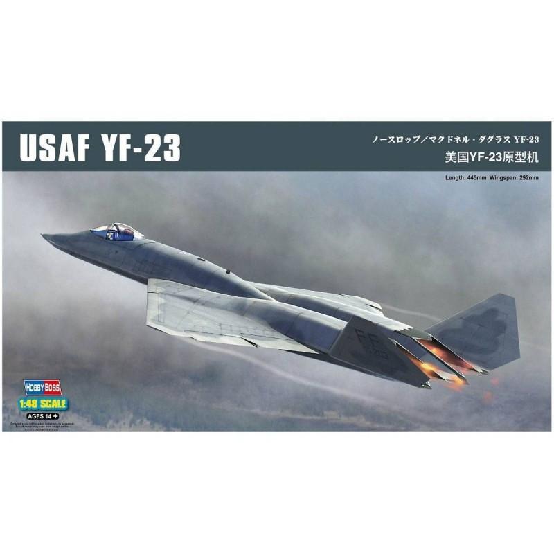 81722 Hobby Boss. 1/48 USAF YF-23