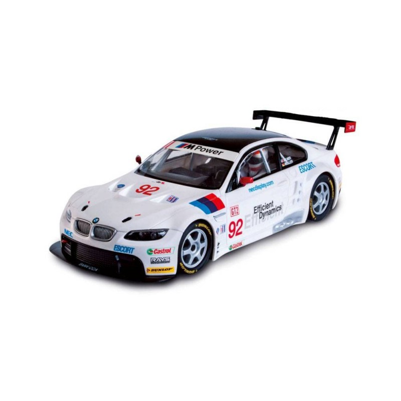 A10078 Scalextric. Coche Slot BMW M3 GT2