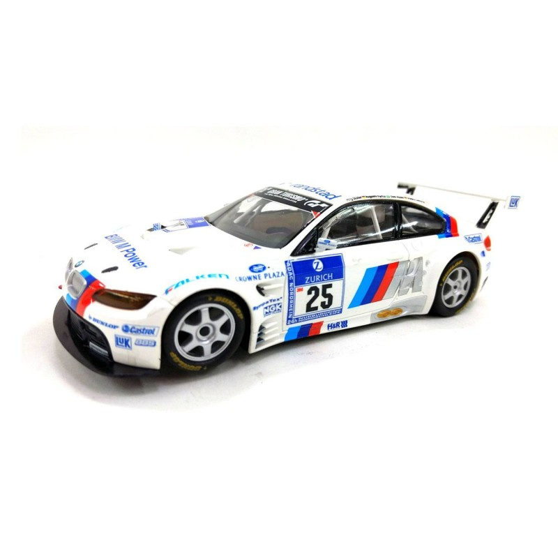 "A10033 Scalextric. Coche Slot BMW M3 GT2 ""Müller"""