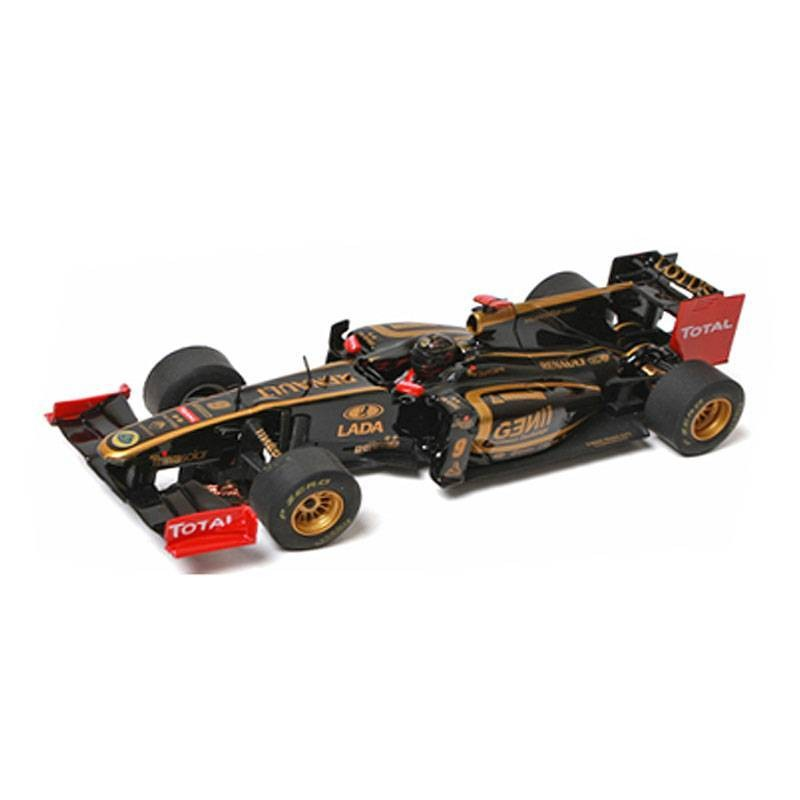 "A10040 Scalextric. Coche Slot Lotus Renault R31 F1 ""Heidfeld"""