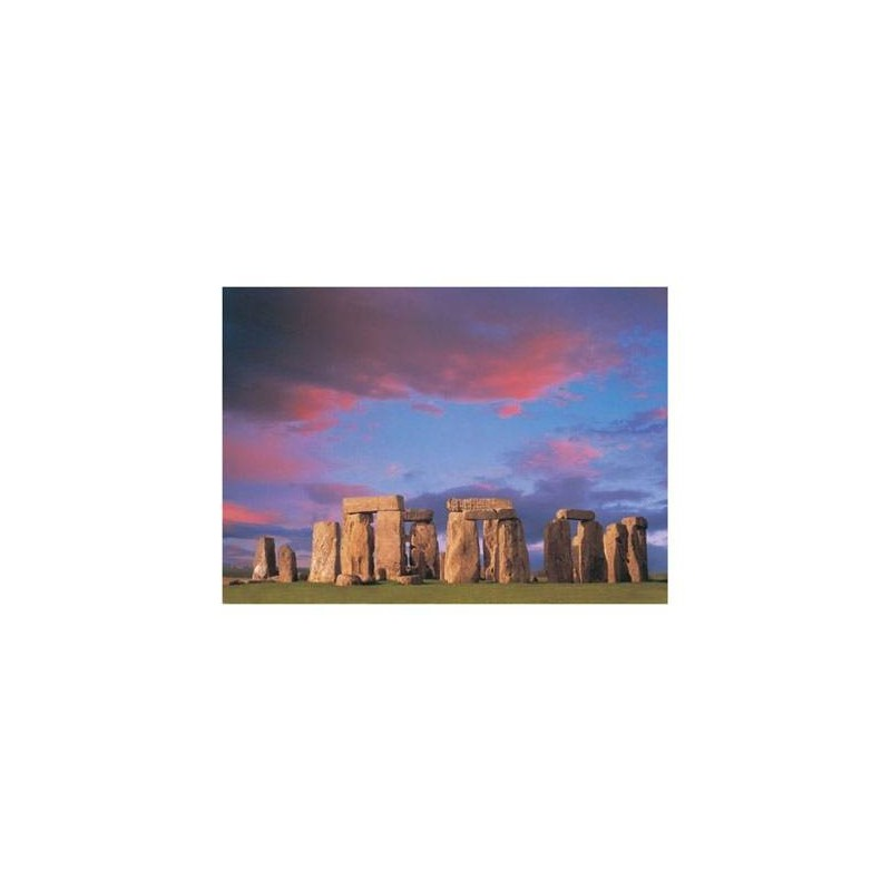 31931. Puzzle Clementoni 1500 piezas Stonehenge