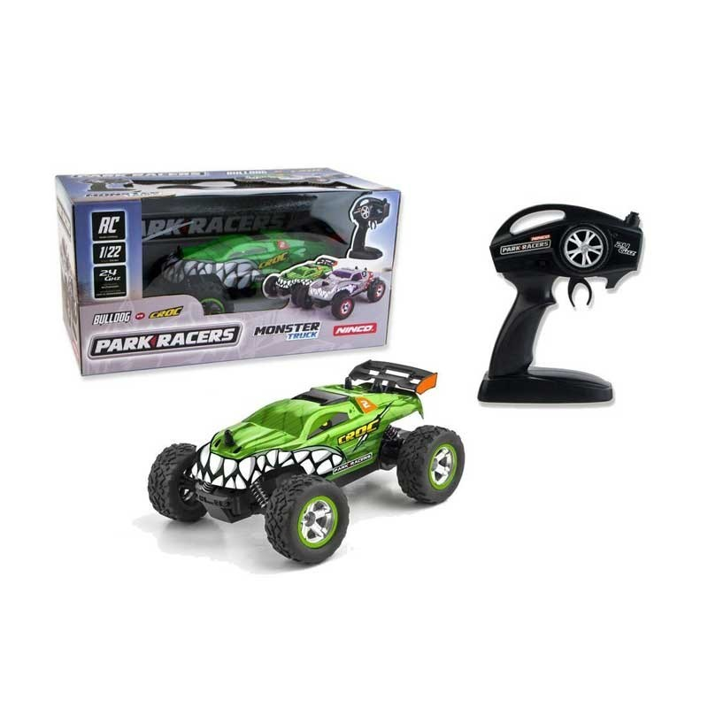 NH93122 Ninco. Coche radio control Monster Truck Croc Escala 1/22