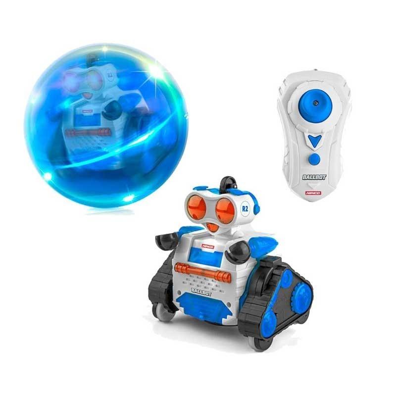 NT10042 Ninco. Robot radio control Ninco Ballbot 1