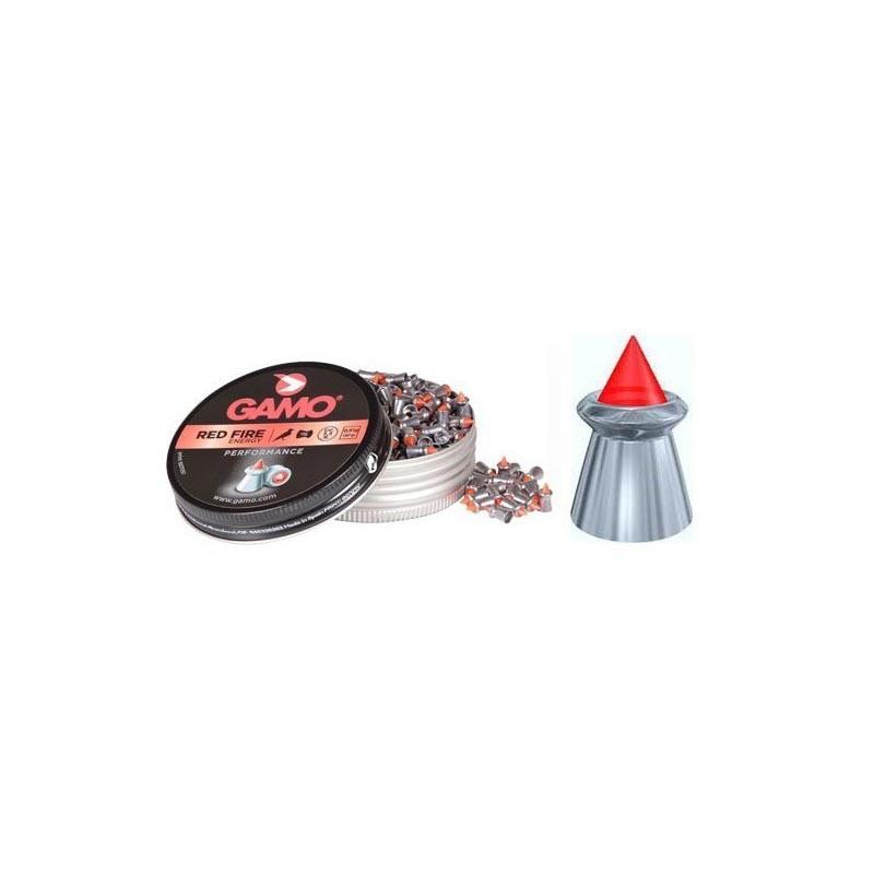 322704 Gamo. Caja 100 Perdigones Re-Fire Calibre 5.5mm