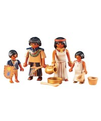 6492 Playmobil. Familia Egipcia