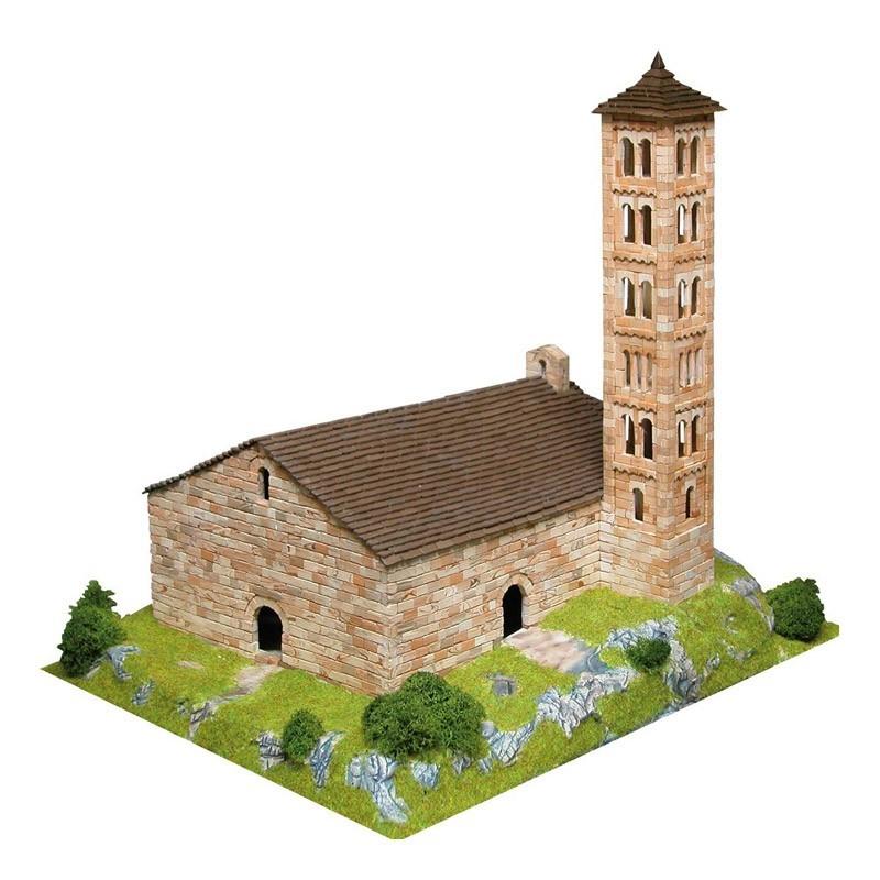 1104 Aedes. Iglesia Sant Climent de Taüll