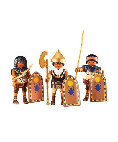 6488 Playmobil. Pack 3 Soldados Egipcios