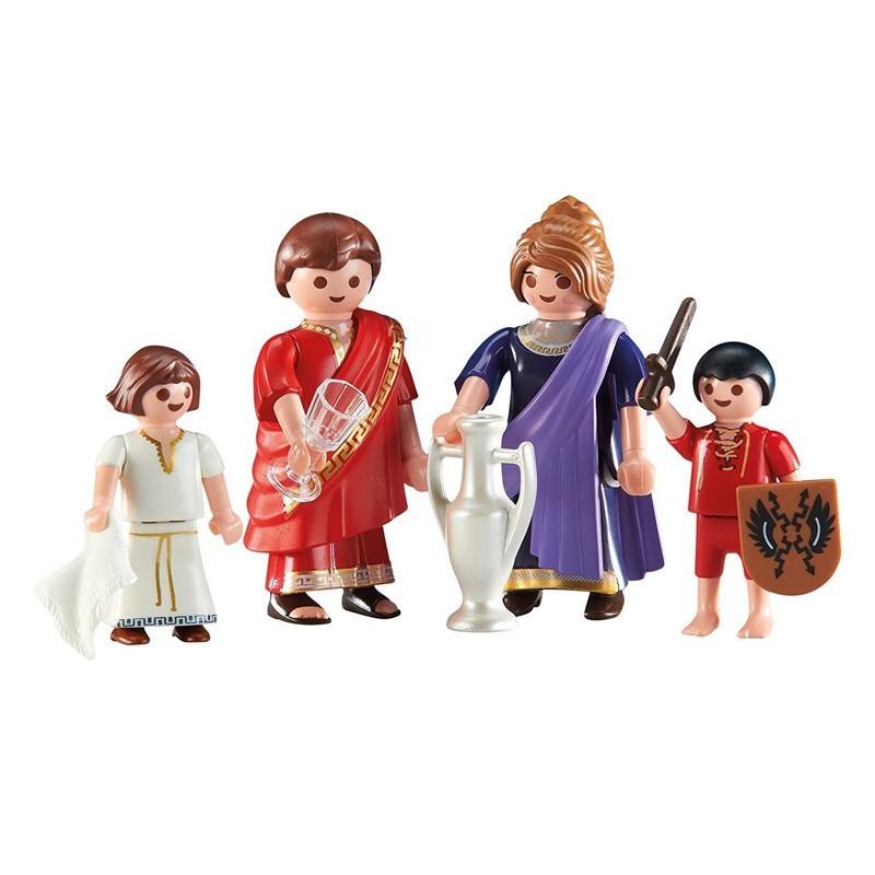 6493 Playmobil. Familia Romana de Playmobil