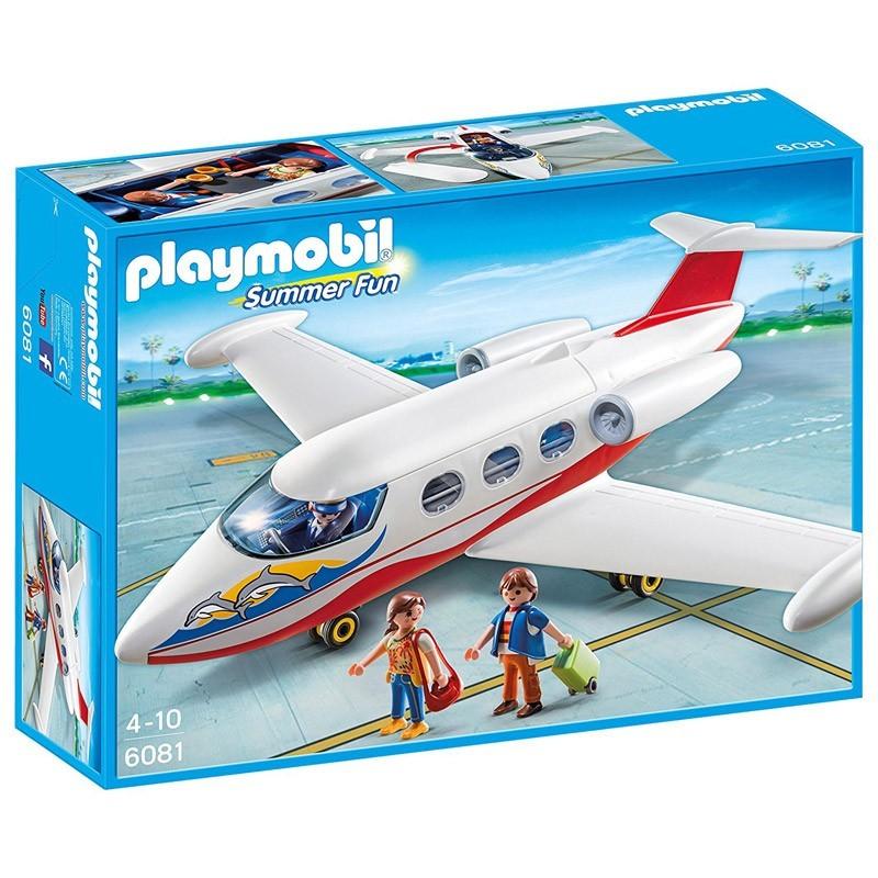 6081 Playmobil. Avión de Vacaciones de Playmobil