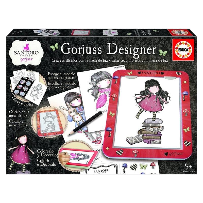 17266 Educa. Gorjuss Designer - Crea tus diseños
