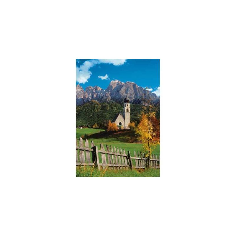 31959. Puzzle Clementoni 1500 piezas Dolomitas, Italia