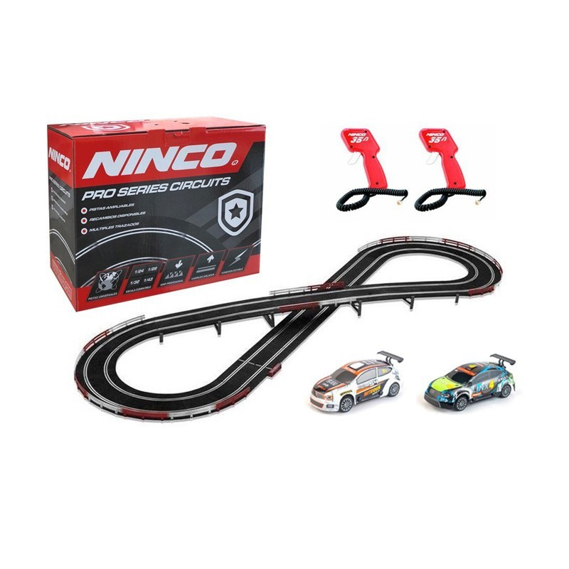 20193 Ninco. Circuito Slot Ninco Top Racers