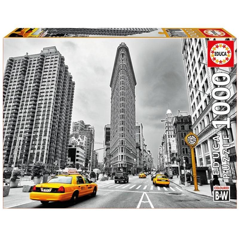 Educa 17111. Puzzle 1000 Piezas Flatiron Building New York