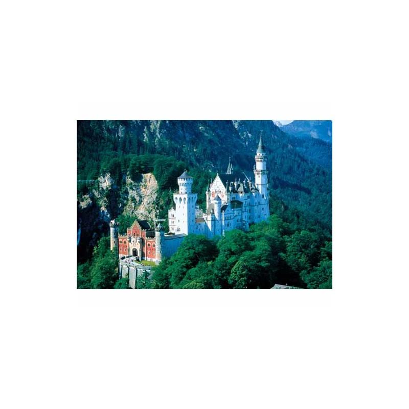 10136. Puzzle Trefl 1000 piezas El Castillo de Luis de Baviera