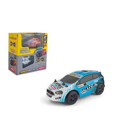 Ninco NH93138. Coche Radio Control X Rally Galaxy 2WD