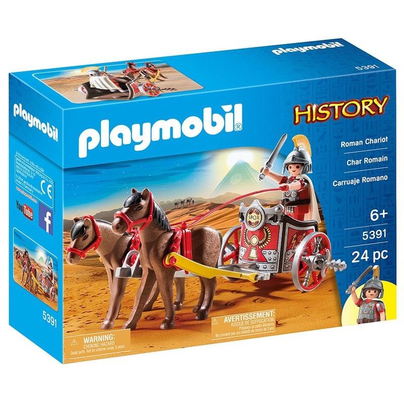 Playmobil 5391. Cuadriga Romana