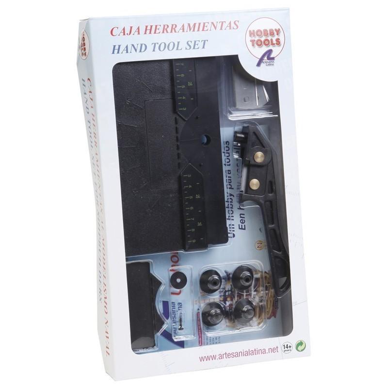 Artesanía Latina 27004. Kit Cutter con Base de Corte