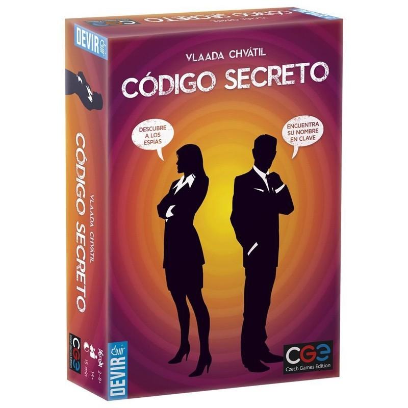 Devir BGCOSE. Código Secreto