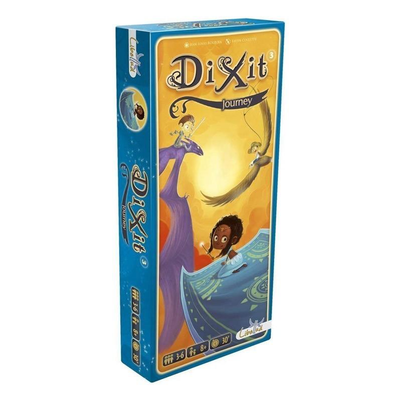 Asmodee DIX05ML. Dixit Journey Expansión nº3