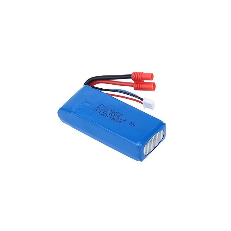 Batería Li-Po 7.4v 2000 mAh