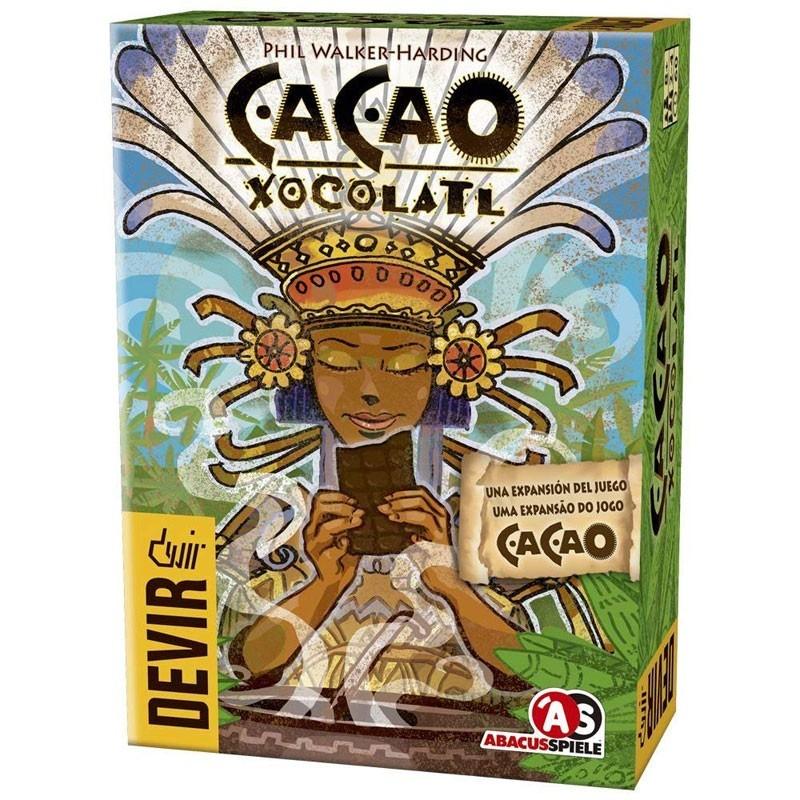 Devir BCACX. Cacao Xocolatl Expansión Cacao