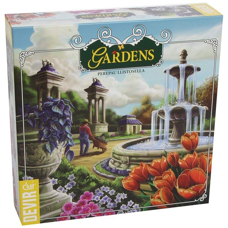 Devir BGAR. Gardens
