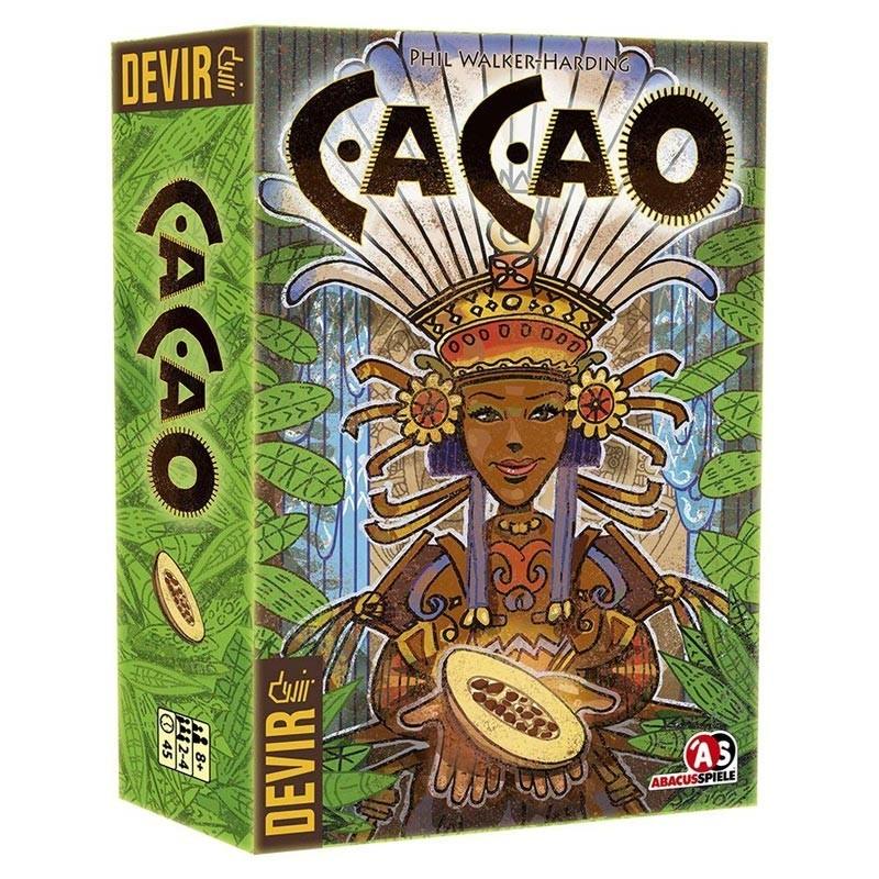 Devir BGCACAO. Cacao