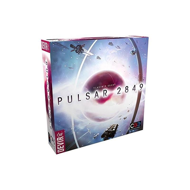 Devir BG2849. Pulsar 2849