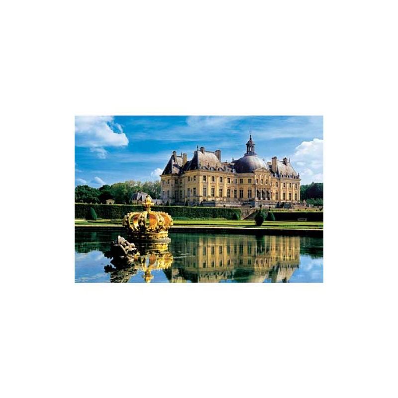 26072. Puzzle Trefl 1500pzas Château de Vaux le Vicomte, Francia