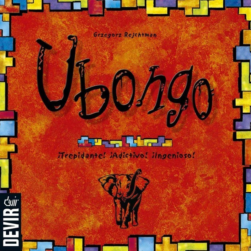 Devir BGHUBONGO. Ubongo
