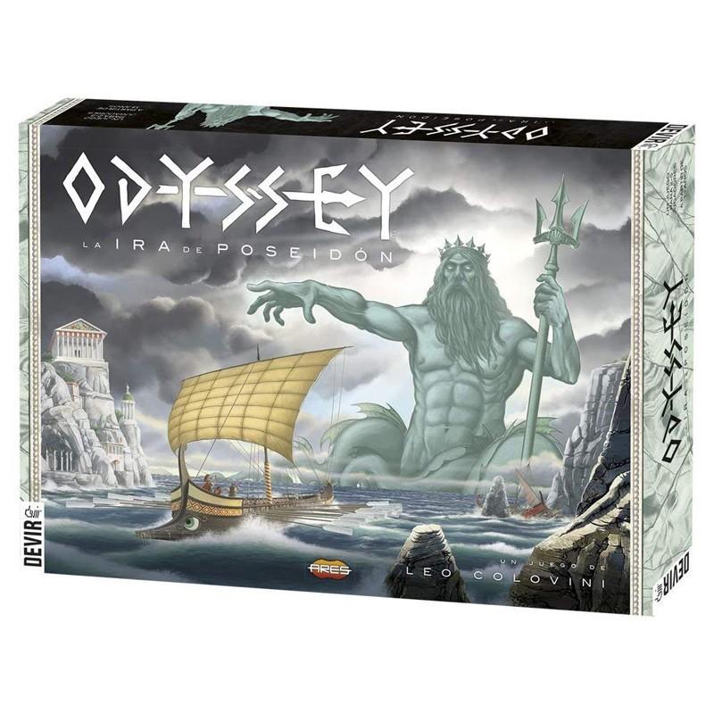 Devir BGODY. Odyssey: La Ira de Poseidón
