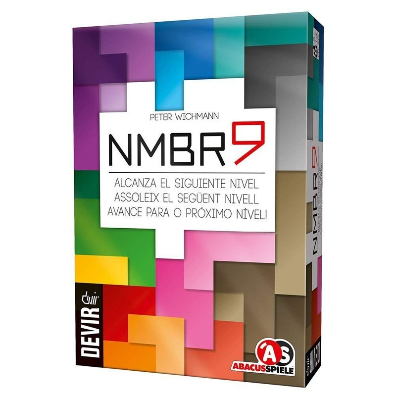 Devir BG9. NMBR9