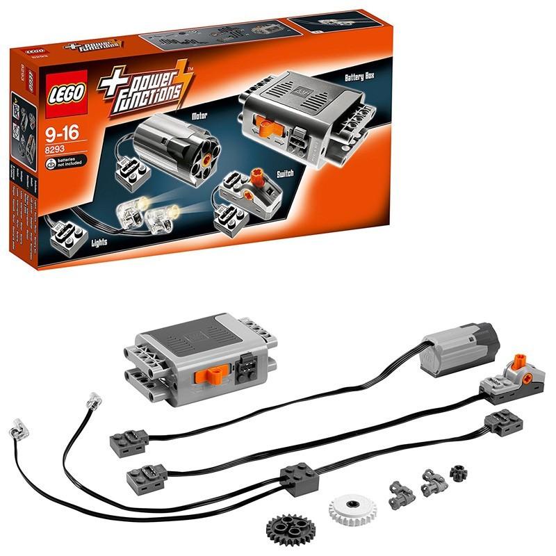 Lego 8293. Set de Motores Lego Power Functions