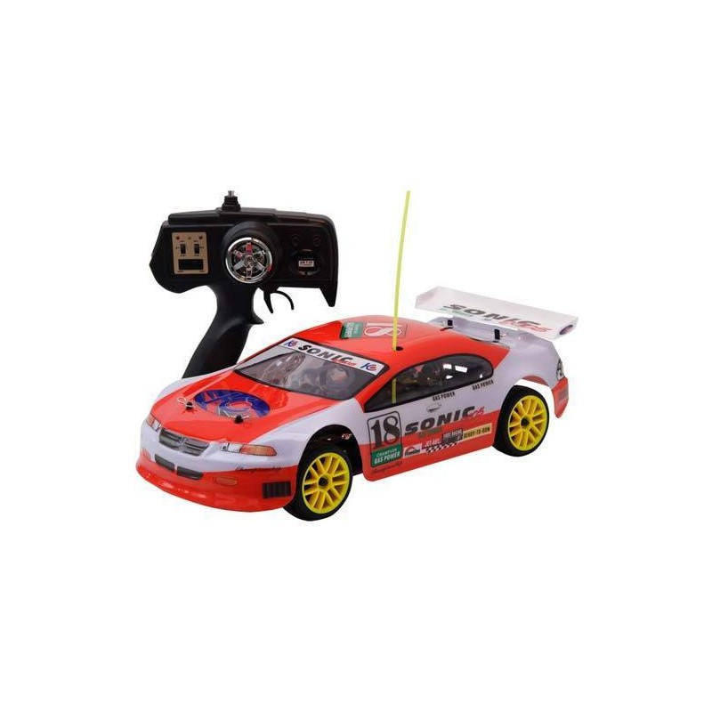 HKHV9009. Coche Gasolina RC Tuning 4WD SPT/Sonic 4x4 1/10