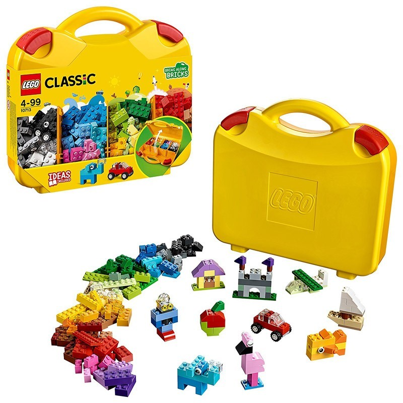 Lego 10713. Maletín Creativo