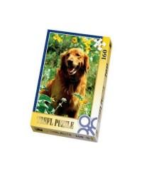 15121. Puzzle Trefl 160 piezas Golden Retriever