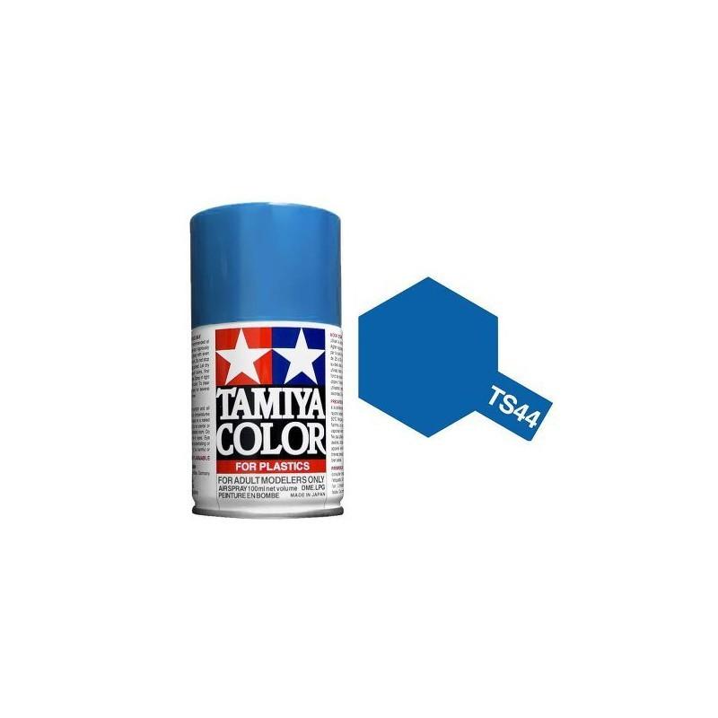 Tamiya 85044. Spray TS-44 Pintura Esmalte Azul Brillante