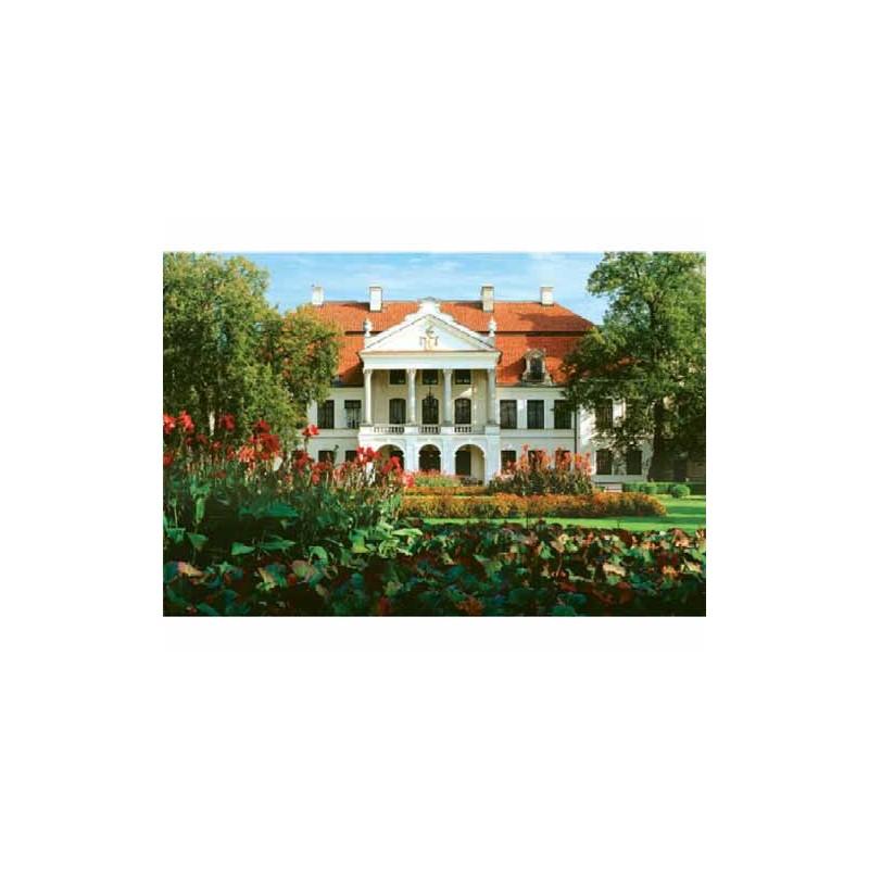 27035. Puzzle Trefl 2000 pzas Zamojski Family Castle in Kozlowka