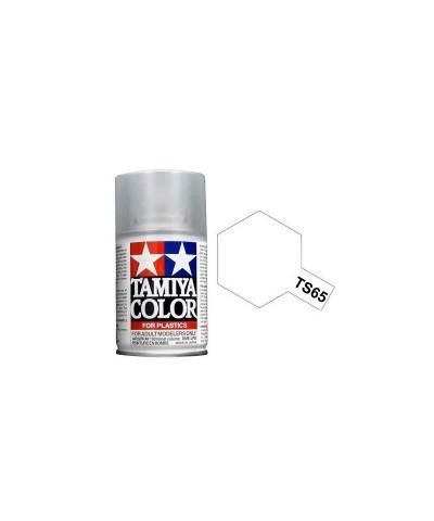 Tamiya 85065. Spray TS-65 Pintura Esmalte Perla Claro