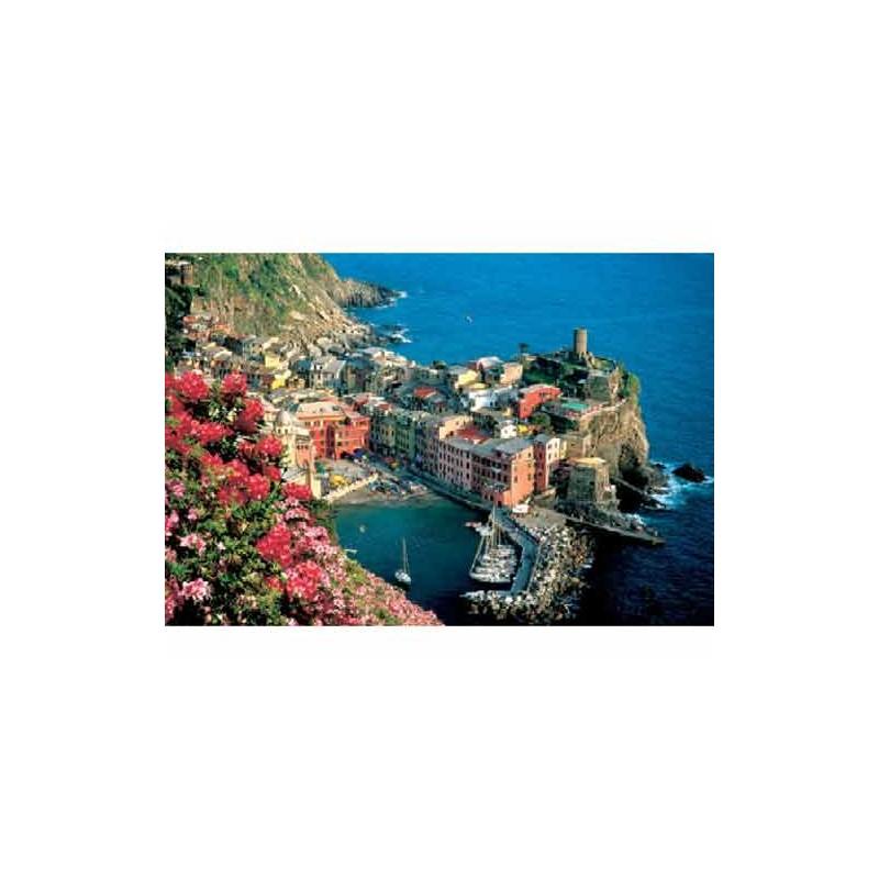 27019. Puzzle Trefl 2000 piezas Riviera Italiana