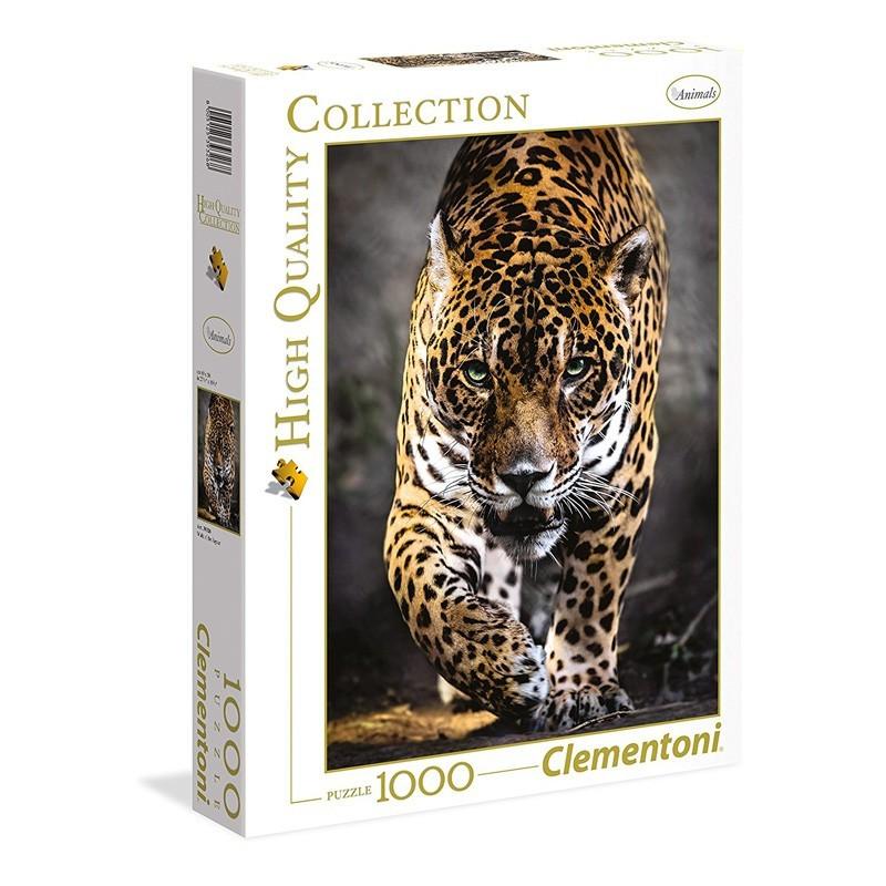 Clementoni 39326. Puzzle 1000 Piezas Walk of the Jaguar