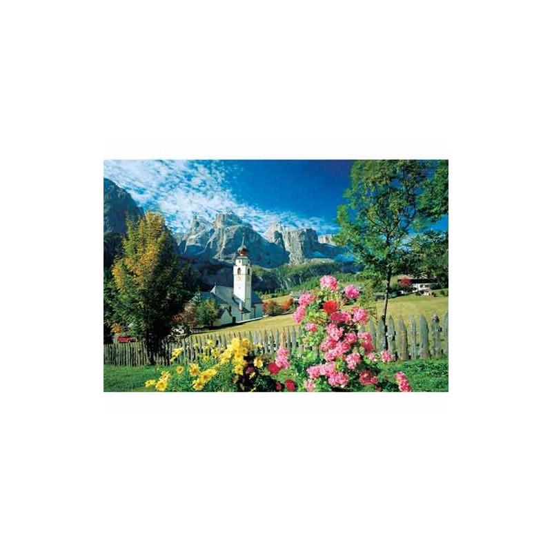 27017. Puzzle Trefl 2000 piezas Montañas Italianas