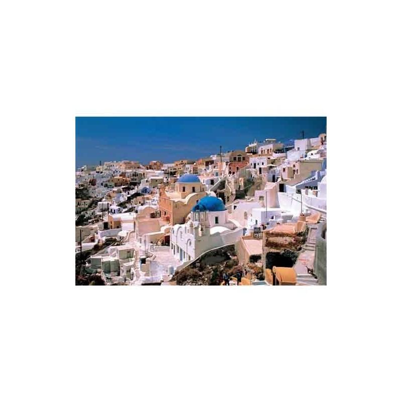 27032. Puzzle Trefl 2000 piezas Oya, Santorini