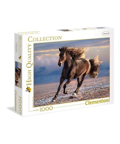 Clementoni 39420. Puzzle 1000 Piezas Caballo Libre
