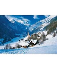 13085. Puzzle Trefl 260 piezas Heiligenblut Alps, Austria