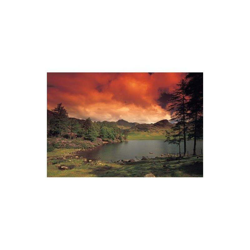 37054. Puzzle Trefl 500 piezas Cumbria Lake District